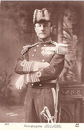 World War 1 Picture - Admiral, or as the French knew him: Amiralissime Jellicoe
