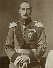 World War 1 Picture - Albrecht, Duke of Wx�rttemberg, commanded the German Fourth Army