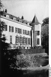 World War 1 Picture - The Huis Doorn in 1925