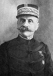 World War 1 Picture - Ferdinand Foch, Commander-in-Chief of the French Army during the Battle of First Ypres