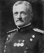 World War 1 Picture - United States General John Joseph Pershing.
