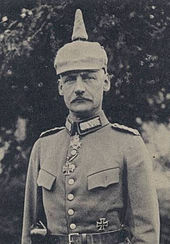World War 1 Picture - Rupprecht, Crown Prince of Bavaria, commanded the German Sixth Army