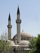 World War 1 Picture - Tekkiye Mosque
