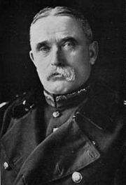 World War 1 Picture - Sir John French, First Earl of Ypres, commanded the British Expeditionary Force
