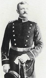 World War 1 Picture - Captain John J. Pershing, c.1902