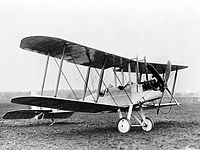 World War 1 Picture - A Royal Air Force BE2C