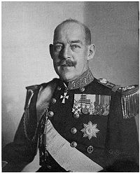 World War I Picture - King of the Hellenes