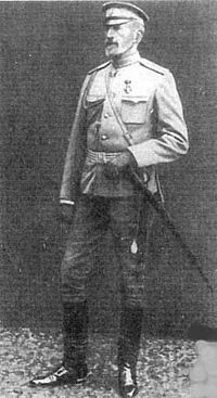 World War 1 Picture - Grand Duke Nikolai Nikolaevich.