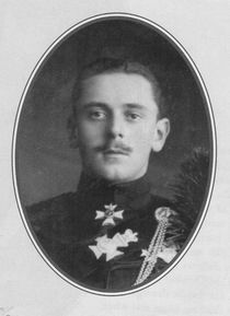 World War I Picture - Prince Maurice of Battenberg