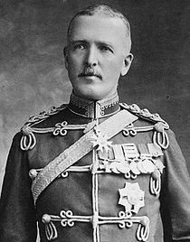 World War 1 Picture - Sir James Willcocks GOC Indian Corps. Willcocks took over command of the southern forces after the withdrawal of Smith-Dorrien to England. The poor performance and quality of the Indian Corps led to its eventual withdrawal in November 1915.[95].