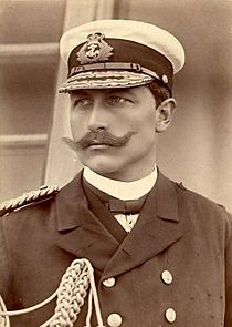 World War I Picture - Emperor Wilhelm II, circa 1890
