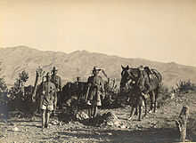 World War 1 Picture - 2nd/5th Royal Gurkha Rifles, North-West Frontier 1923