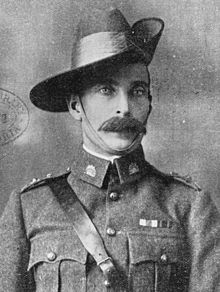 World War 1 Picture - Lieutenant Colonel H. G. Chauvel, 31 May 1902