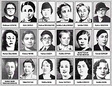 World War 1 Picture - Eighteen female MPs joined the Turkish Parliament with the 1935 general elections.