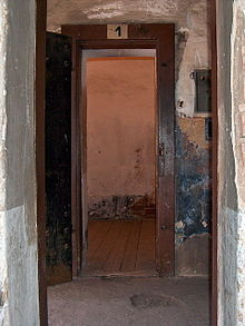 World War 1 Picture - The cell where Gavrilo Princip was kept