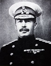 World War 1 Picture - Henry Lukin, who was a Brigadier-General commanding 1st South African Brigade