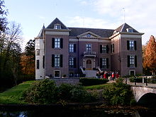 World War 1 Picture - Huis Doorn in the Netherlands