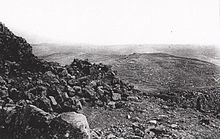 World War 1 Picture - The summit of Nebi Samwil
