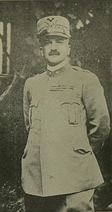 World War 1 Picture - General Armando Diaz