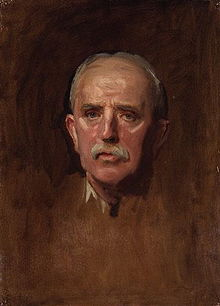 World War 1 Picture - John French, 1st Earl of Ypres c1919 by John Singer Sargent