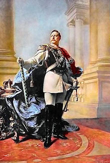 World War 1 Picture - Wilhelm II by Max Koner 1890