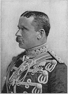 World War 1 Picture - Major-General Sir J.D.P. French around the time of the Siege of Kimberley