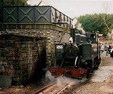 World War 1 Picture - Another ALCO 2-6-2T preserved on the Ffestiniog Railway