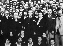 World War 1 Picture - In 1931, during the establishment ceremony of the Turkish History Institution.
