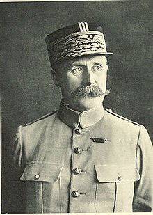 World War 1 Picture - Philippe P�tain at the time of World War I.
