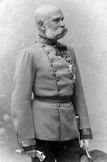 World War 1 Picture - Franz Josef I of Austria-Hungary.