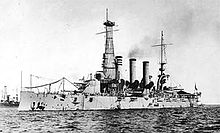 World War 1 Picture - USS Virginia