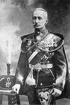 World War 1 Picture - Brusilov in 1916