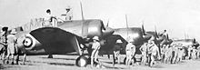World War 1 Picture - Brewster Buffalo Mk Is being inspected by RAF personnel at RAF Sembawang, Singapore on 12 October 1941.