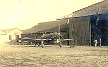 World War 1 Picture - G.55 S prototype c. 1945