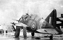 World War 1 Picture - Brewster B-339E (serial AN196) of No. 243 Squadron RAF. This aircraft was captured by the Japanese at Kota Bharu, Malaya, in December 1941.[18]
