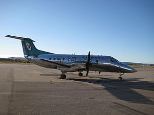 Airplane Picture - Network Aviation EMB-120 ER