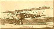 World War 1 Picture - Fiat BR.1