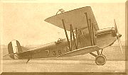 World War 1 Picture - Fiat BR.2