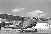 Airplane Picture - UN liaison service in Greece during the Greek Civil War