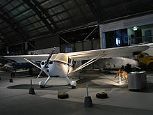 Airplane Picture - Voyager VH-ACZ exhibited at Australia's Museum of Flight, HMAS Albatross in 2006. This is one of two HW-75s imported to Australia in 1939. It was owned for thirteen years (1940 - 1953) by Axel Sigurdsson von Goes, the son of Australia's Danish Consul.