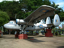 Airplane Picture - Scottish Aviation Twin Pioneer FM1061 c/n 578 of the Royal Malaysian Air Force