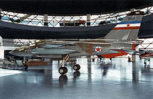 Airplane Picture - Yugoslavian J-22 Orao exhibited in the Museum of Aviation in Belgrade.