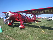 Airplane Picture - Stinson Model O