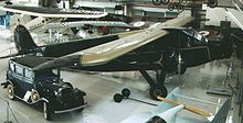 Airplane Picture - Stinson SM-6000B Airliner trimotor of 1931 airworthy at the Weeks Museum, Polk City, Florida in April 2007