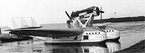 Airplane Picture - An S.55P of Aeroflot circa 1933