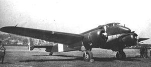 Airplane Picture - SM.89 with Regia Aeronautica insignia