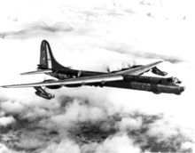 Airplane Picture - RB-36D