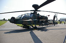Airplane Picture - JGSDF AH-64D