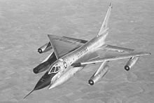 Airplane Picture - B-58A