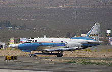 Airplane Picture - BAE Systems Flight Systems T-39A flight test aircraft at the Mojave Airport
